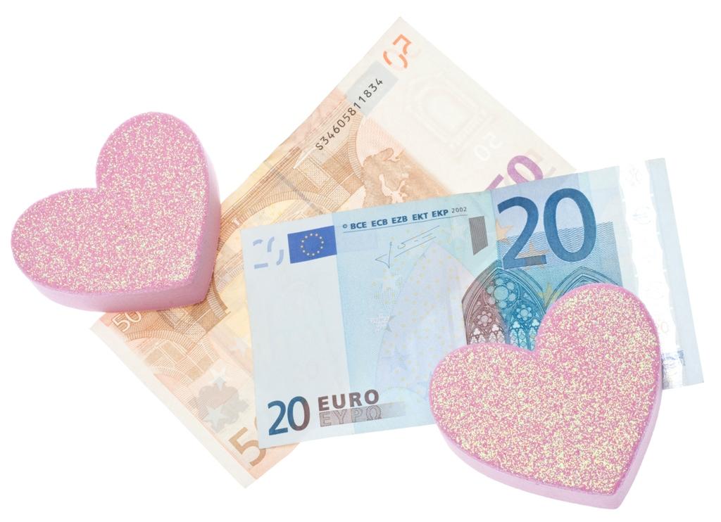 amor e financas
